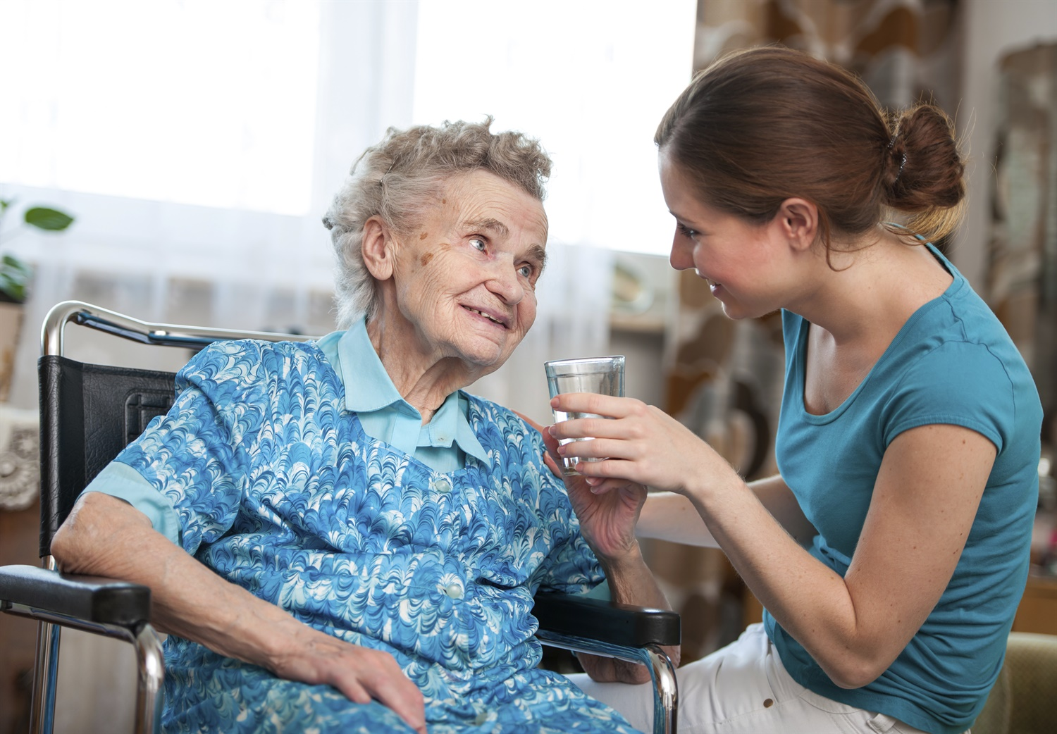 Care For The Elderly In Calamitous Decline And Putting