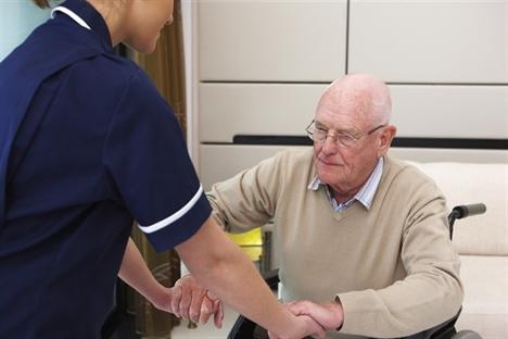 Hand job nurse story