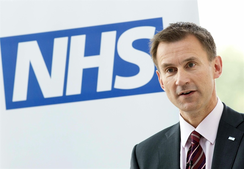 NHS mistakes 'waste £2.5bn' a year – Hunt