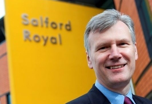 NHS heavyweight and trust boss Sir David Dalton announces retirement