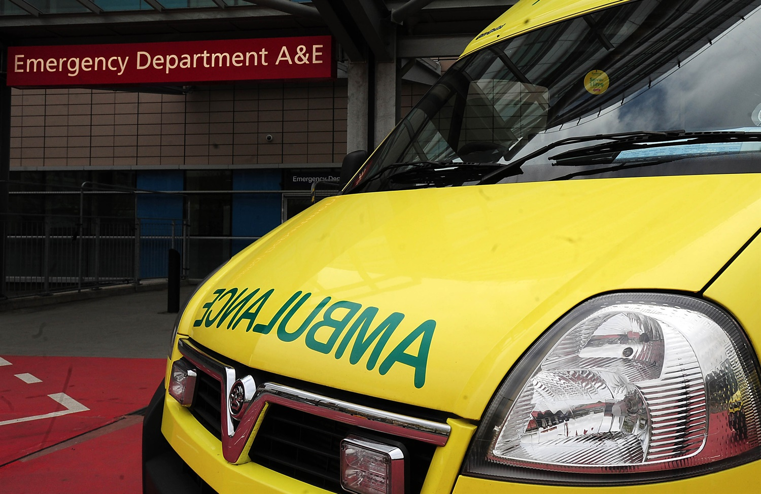 NHS 'creaking at the seams' as problems spread beyond A&E