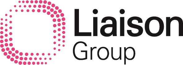 Liaison Group Logo Black 213 CMYK