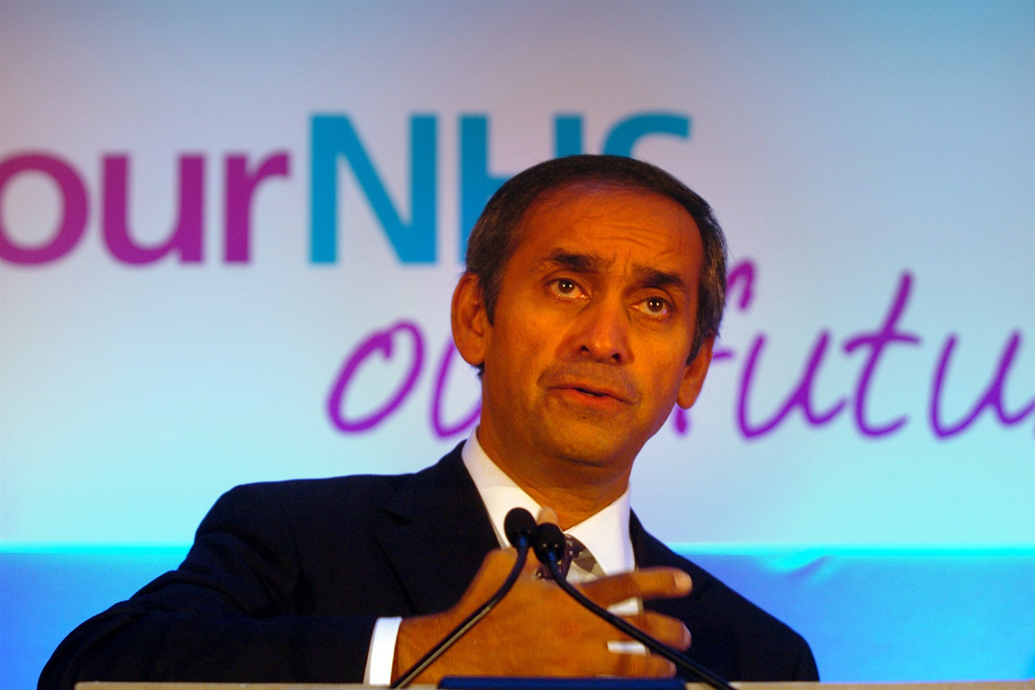 Lord Darzi Calls for 'full automation' Strategy for Repetitive Health and Care Tasks