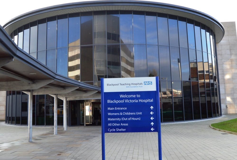 Four arrested at Blackpool Victoria Hospital over allegations of poisoning