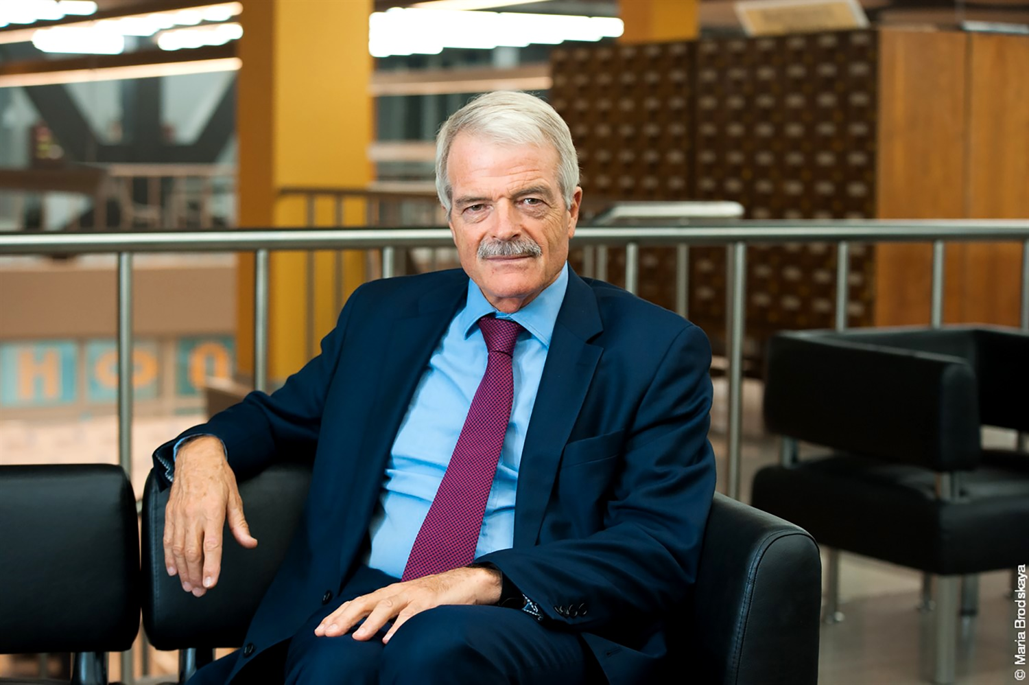 Prof Sir Malcolm Grant: Globally exporting the NHS